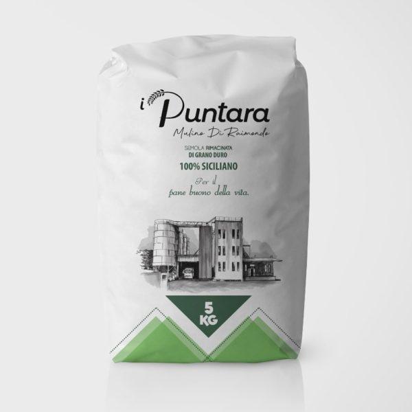 Puntara- Farina Russello 5kg